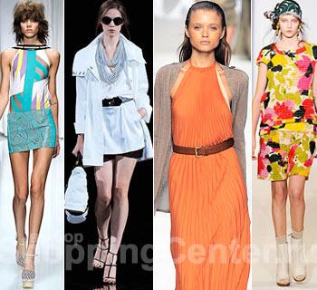 Мода 2018. Модные платья. Женская модная одежда, фото