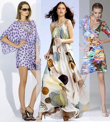 Платья. Женская одежда. Фото