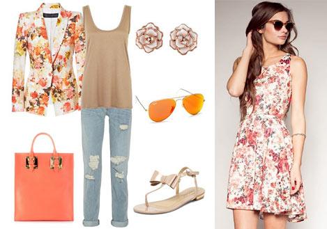 Как стильно одеваться летом