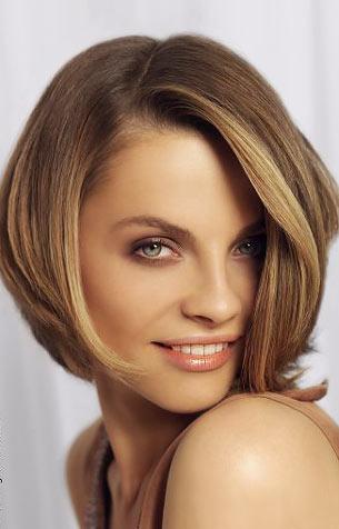 36 модных стрижек 2015 на средние волосы