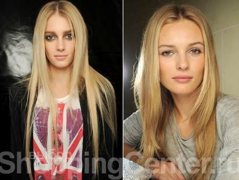 Женские стрижки для длинных волос на