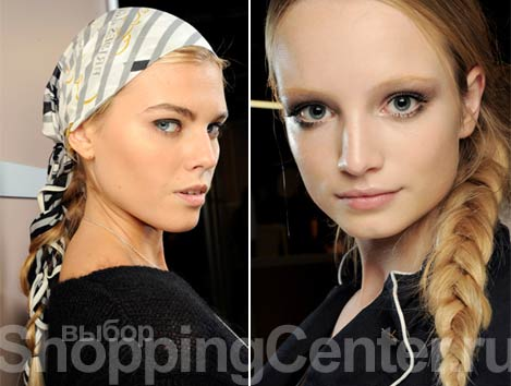 Один из самых легких способов обновить ваш внешний вид - это коса.