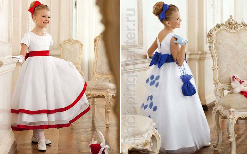 Платье для девочки на выпускной в детском саду, фото Perlitta