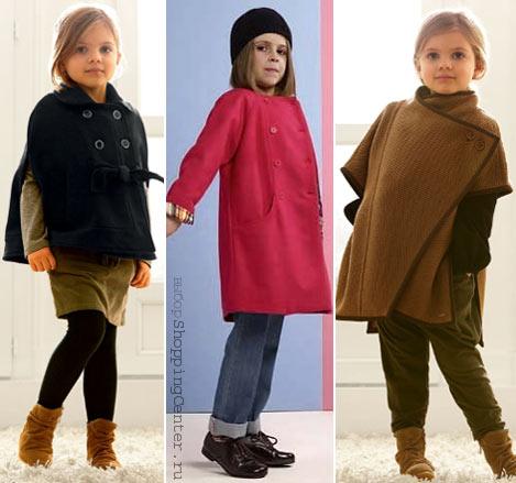 Мода для девочек детская одежда для