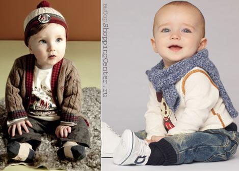Детская одежда для малышей. Детская мода