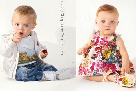 Детская одежда для малышей детская
