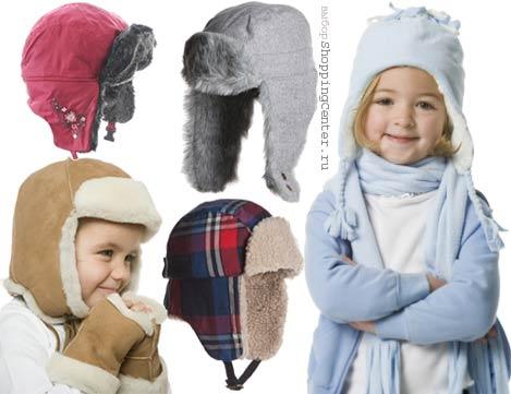 Выкройка зимней детской