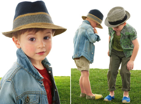 Создание собственного имиджа ребенка