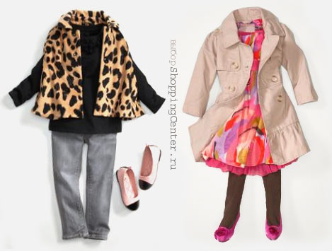 Модная детская одежда gap для девочек