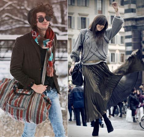 Уличная мода 2011. Модный лук