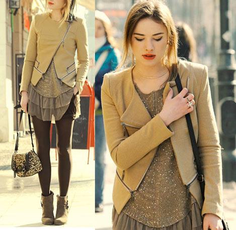 Уличная мода. Модный лук