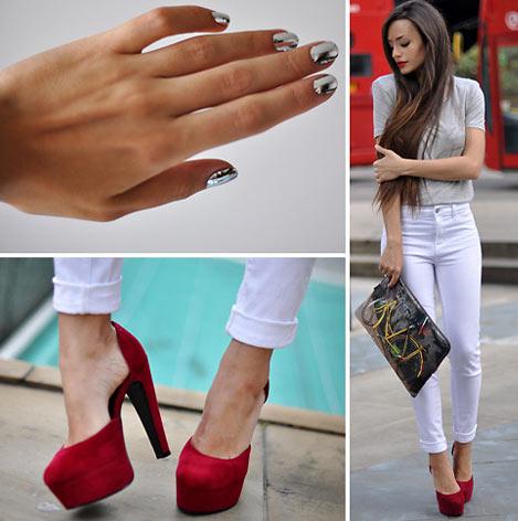 Уличная мода, <i>модные</i> Лето. Модный лук