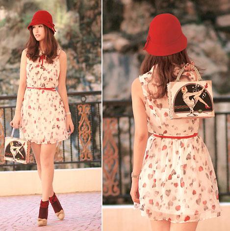 Уличная мода Лето 2012, фото.  Обзор.