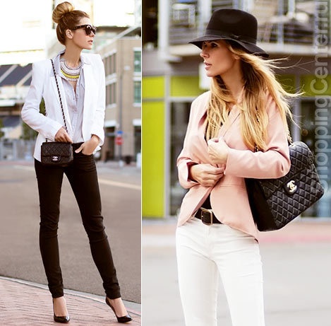 Что модно носить весной. Модные весенние образы от Дженнифер Грейс