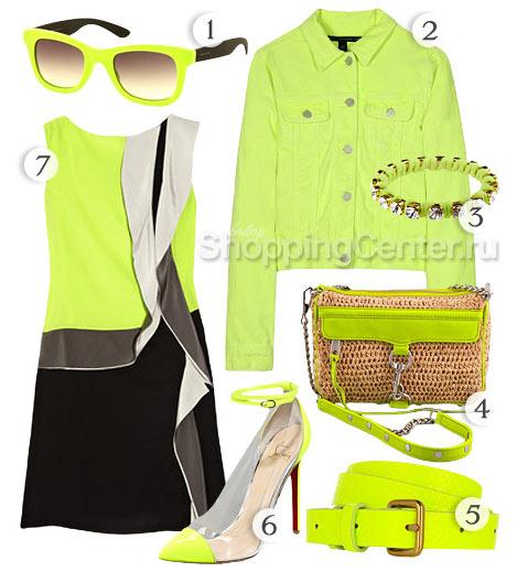 Модные цвета 2012, фото. Как подбирать одежду, советы стилиста