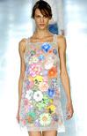 Модное летние платье 2017