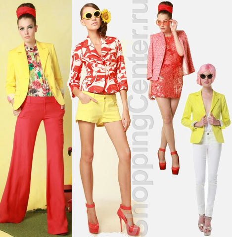 Лето 2017, модные тенденции
