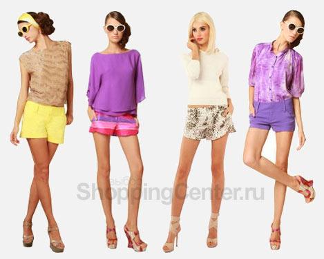 Лето 2018, модные тенденции