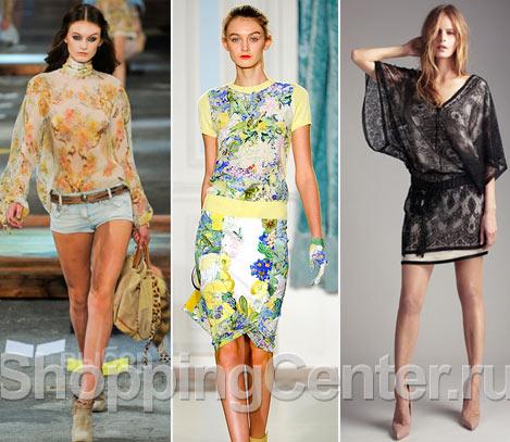 2011 модная одежда 2011 2012 фото модная