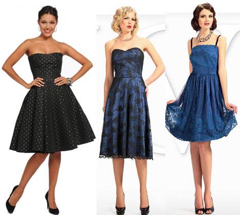 Вечерние наряды платья для коктейля фото.  Эксклюзивные платья от карен...