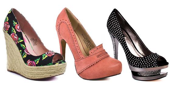 Модные Туфли На Платформе 2014 Фото