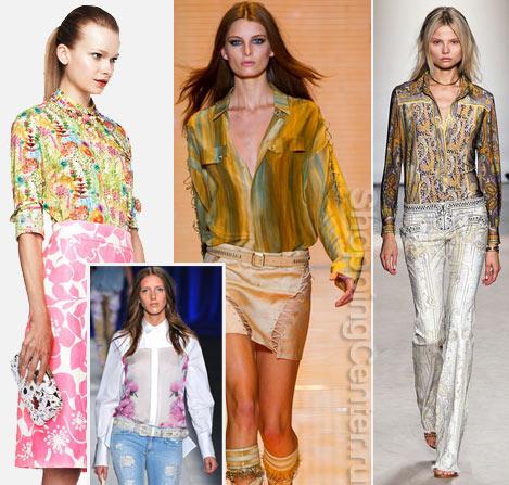 Мода, весна 2018, самые модные вещи весны