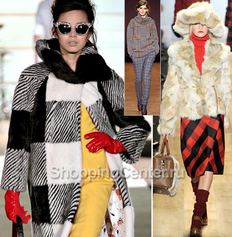 Мода, зима 2017, фото