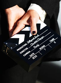 Оригинальный клатч из коллекции Charlotte Olympi