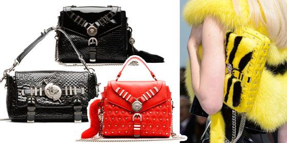 Модные сумки Versace