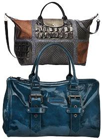 Модные сумки Longchamp
