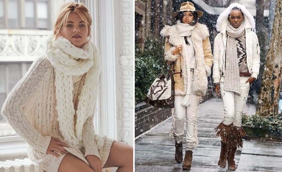 Мода, зима 2018, фото
