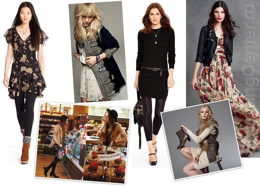 5 самых красивых весенних платьев
