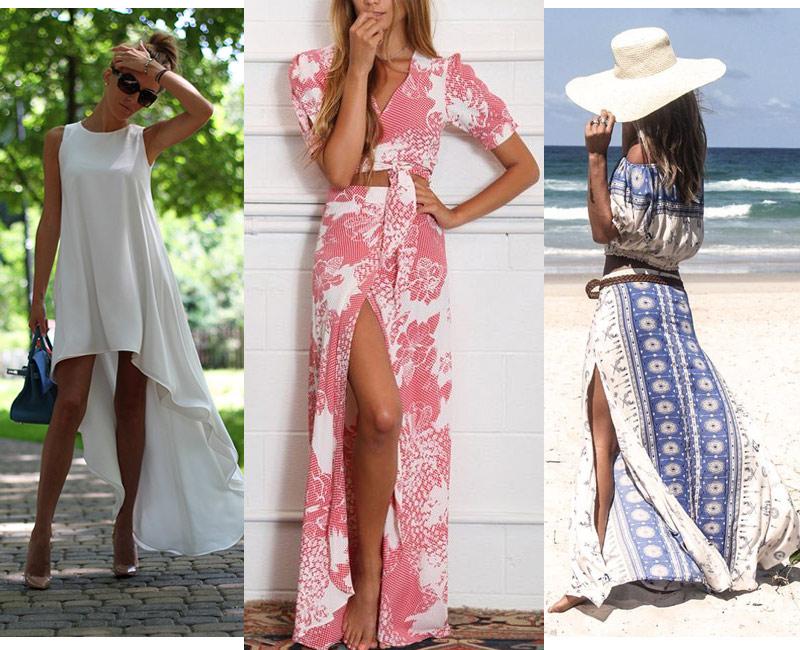 Как одеваться стильно летом. Женская одежда