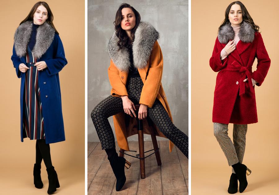 Зимние пальто 2017: модные тенденции