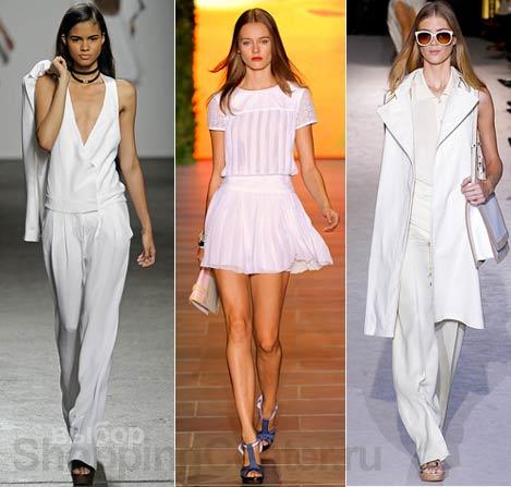 Мода 2019: модные цвета. Фото одежды модных цветов