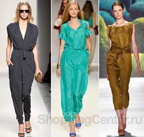 Модное лето 2012, летняя мода. Модные тенденции, фото