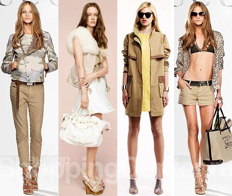Модная одежда. Мода Весна, Лето 2018. Женская одежда. Фото