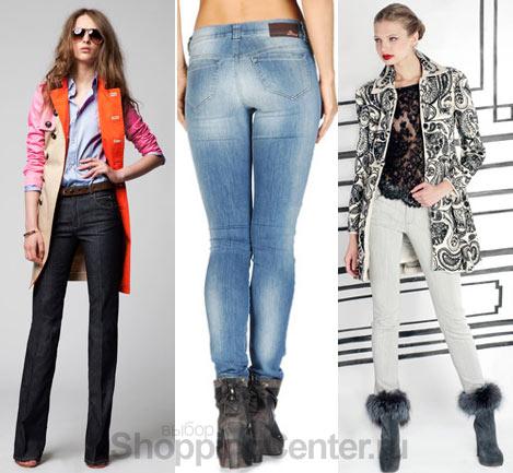 Как носить мужские джинсы c чем можно