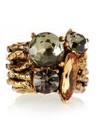 Модное кольцо из коллекции Oscar de la Renta
