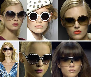 """...скрыть какие-либо недостатки.   """"Если я вижу женщину в больших очках..."""