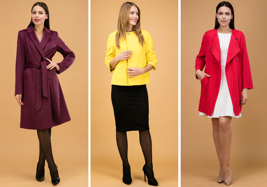 Пальто с весенним настроением: самые модные цвета и фасоны