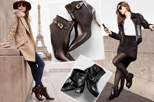 Модные ботильоны и ботинки