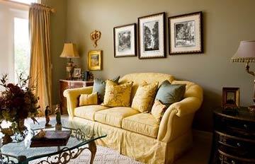 Дизайн интерьера. Фото. Текстиль в интерьере: декоративные подушки