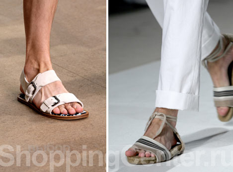 Мужская Обувь 2014 Весна Лето