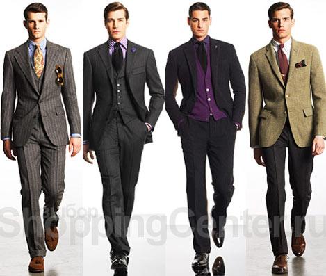 Мужской костюм. Мода 2018. Мужская одежда. Фото