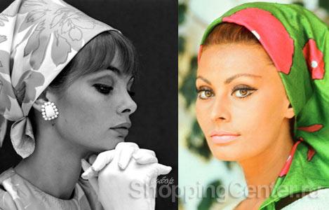 Стиль 60-х годов. Фото