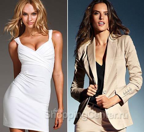 Как подобрать одежду для женщин с большой грудью