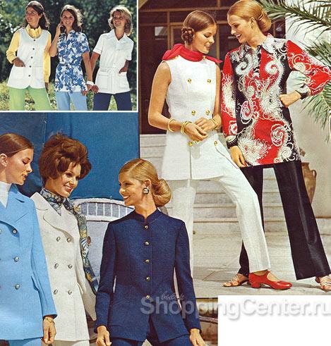 Стиль 70-х годов, фото