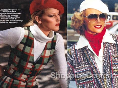 Одежда и мода 70-х годов, фото