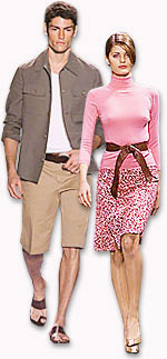 Стиль. Женщина Лето, Мужчина Лето. Одежда для людей летнего типа внешности.